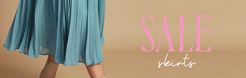 womens sale skirts