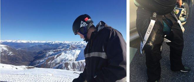 wanaka skiing